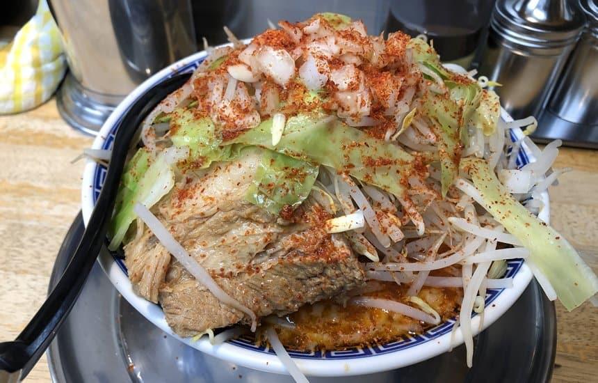 四川辨醤麺