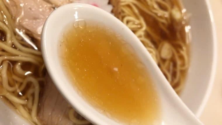 赤坂味一 亀戸店・スープ