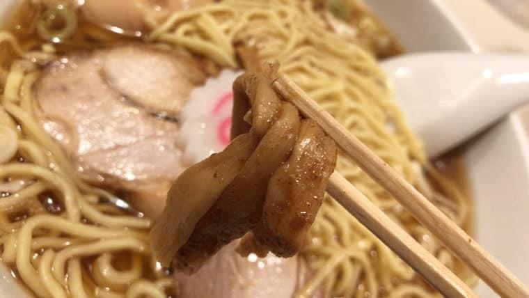 赤坂味一 亀戸店・メンマ
