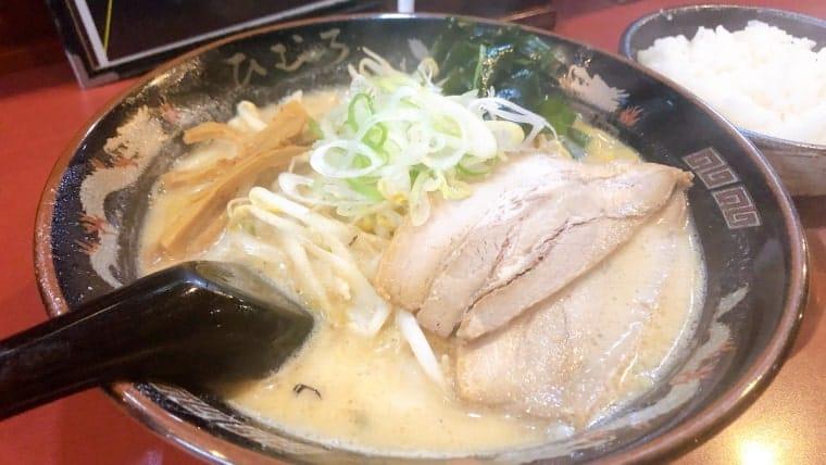 北海道らーめん ひむろ 亀戸店・札幌味噌