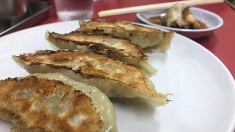 菜苑・餃子