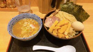舎鈴・特製つけ麺