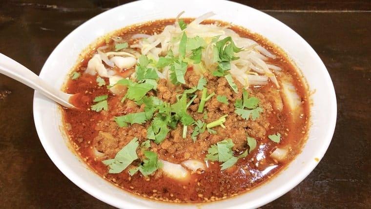 亀戸刀削麺・麻辣麺