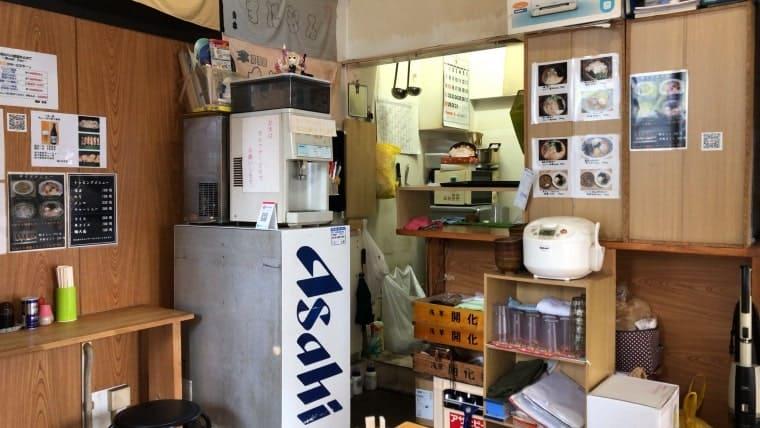 麺屋 悠信・店内の様子1