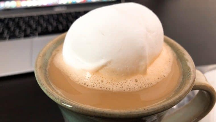 ましゅまろコーヒー