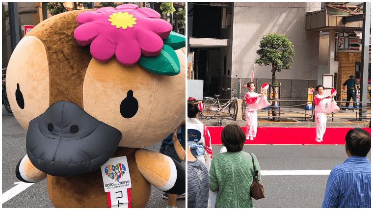 コトミちゃんや盆踊り