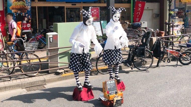 亀戸大道芸2