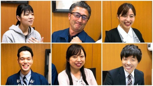 船橋屋インタビューまとめ(2019)