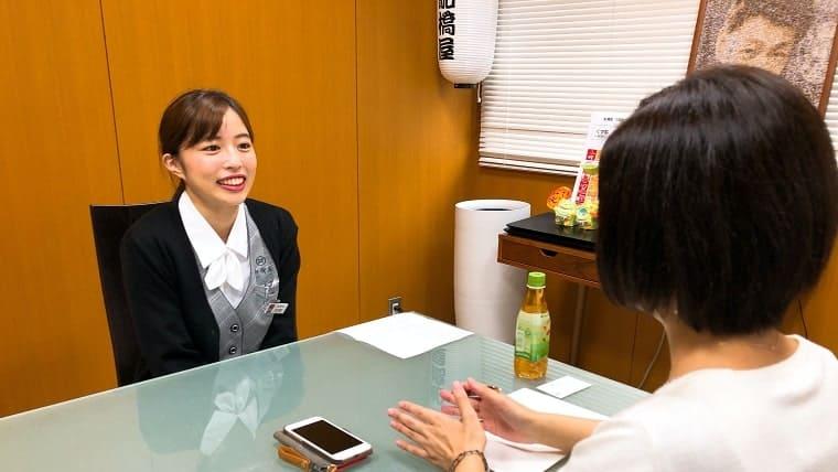 船橋屋・インタビュー(月岡さん)