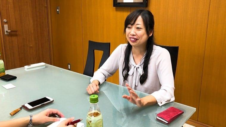 船橋屋・インタビュー(仲野さん)