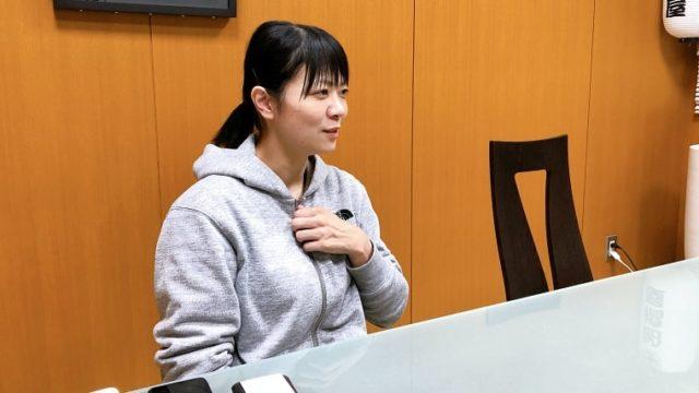船橋屋・インタビュー(佐藤さん)