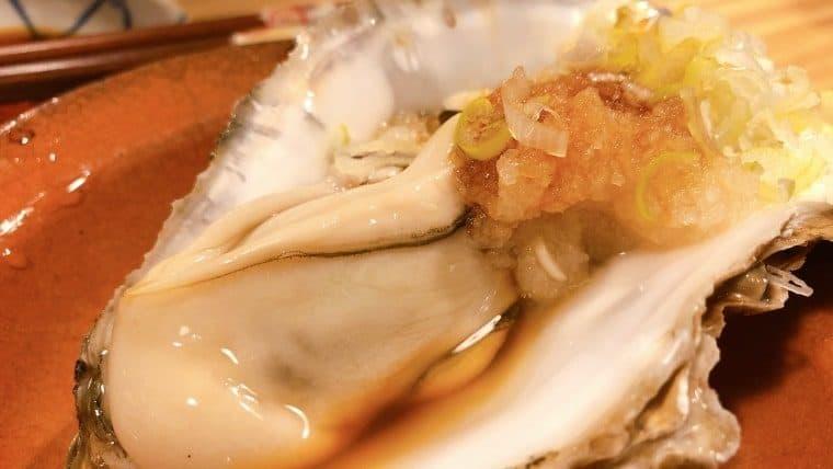 梅田屋・牡蠣