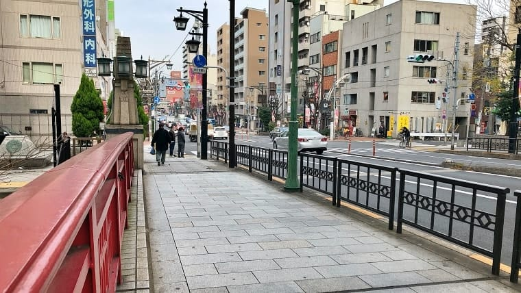 五の橋→亀戸駅方面