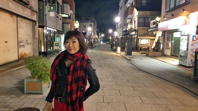 勝運商店街と姫乃さん