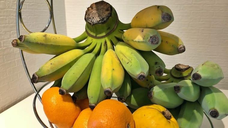 三尺バナナ・ナムワバナナ(沖縄の農家さんより)