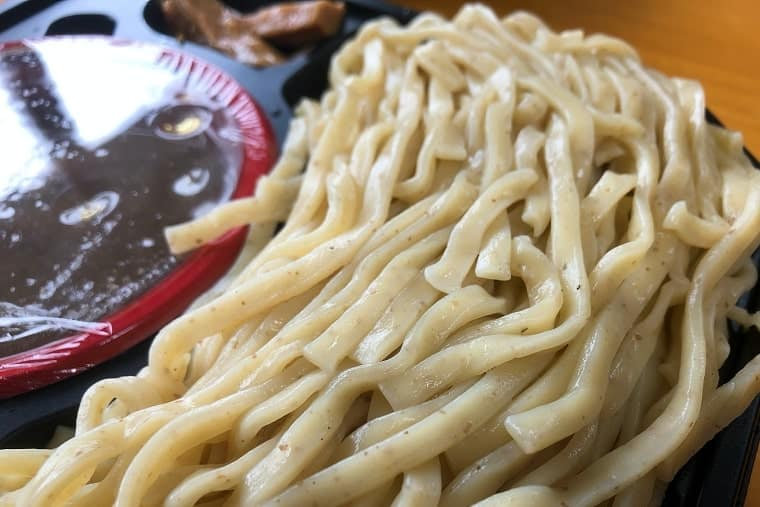 テイクアウト:つけ麺 一合