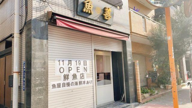 魚善オープン